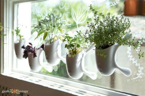 Window Spice Garden by Window Herb Garden Kit Garden Therapy 174