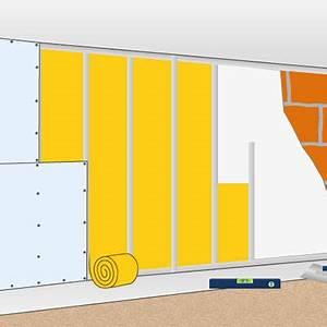 Schalldämmung Decke Nachträglich : der aufbau einer trockenbauwand benz24 ~ Lizthompson.info Haus und Dekorationen