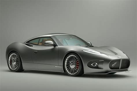 The New Spyker B6 Venator (coupé ánd Spyder)