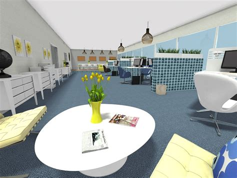 Plan Your Office Design with RoomSketcher