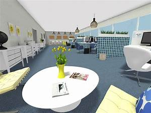 Plan Your Office Design with RoomSketcher   Roomsketcher Blog