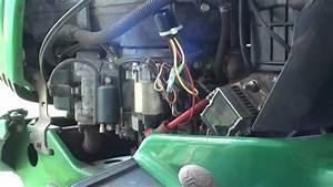 John Deere 425 Fuel Shutoff Solenoid