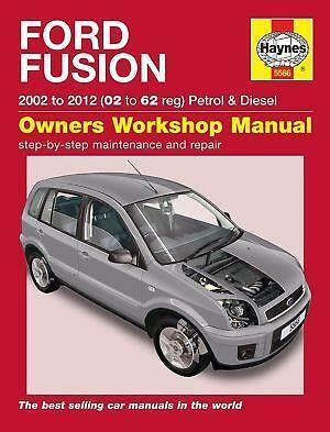 ford fusion owners manual ebay