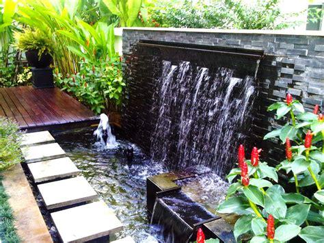 ประเภทของน้ำตกจำลอง ~ รับจัดสวน รับตกแต่งสวน ฮวงจุ้ยน้ำพุ