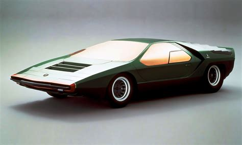 Alfa Romeo Carabo by Concept Flashback 1968 Alfa Romeo Carabo By Bertone 24