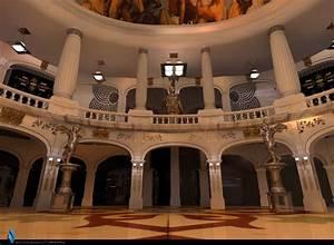 Palace Hall - Mental Ray