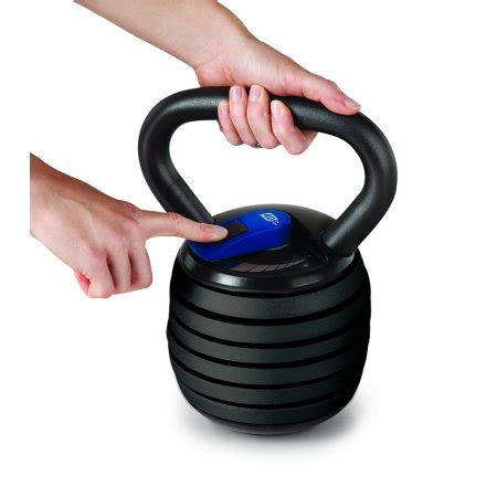 nordictrack kettlebell adjustable 40lb handle walmart wide