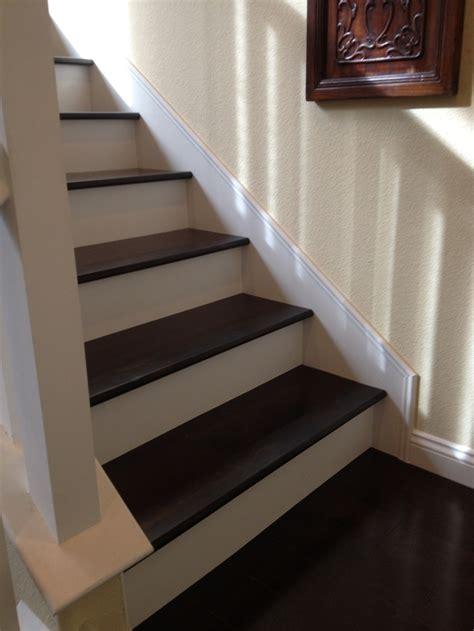 im    white risers     staircase