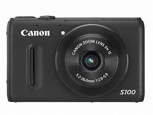 Canon PowerShot S100 - Digital Compact Camera - Lowest ...