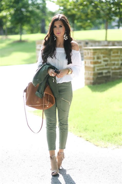 Olive + White | The Sweetest Thing