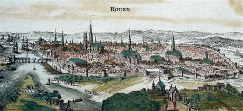 in wall rouen map comparisons