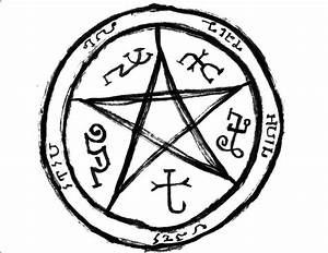 Anyone familiar with demonology, symbol, rituals?
