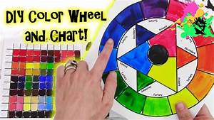 30 Days Of Art 1 Color Theory For Beginners How To Make