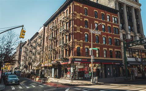 Lower East Side Tenement Museum Visitors Guide