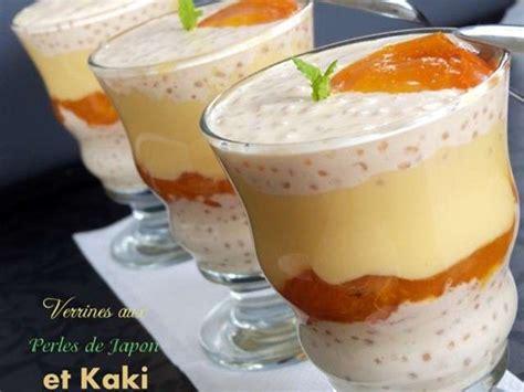 les meilleures recettes de tapioca et verrines