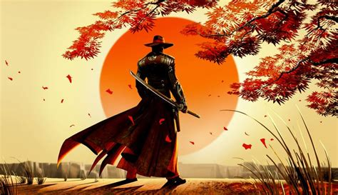 cool  samurai wallpaper picture  high resolution en