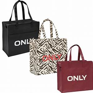 Only Shopping Bag : only tasche 3er pack shopping bag umh nge shopper ~ Watch28wear.com Haus und Dekorationen