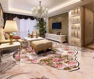 Aliexpress.com : Buy 3d floor tiles custom wallpaper ...
