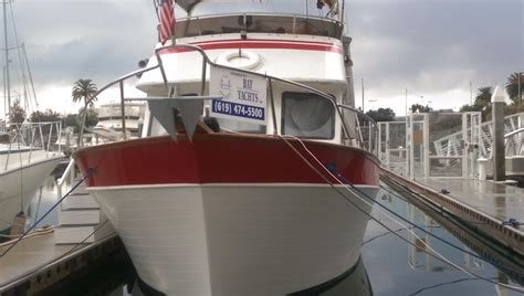 Trader Motor Boats For Sale Uk by 1985 Marine Trader Motor Yacht Power New And Used Boats