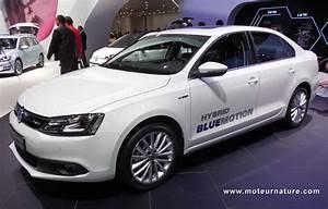 Volkswagen Jetta Hybride : toutes les voitures cologiques du salon de gen ve ~ Medecine-chirurgie-esthetiques.com Avis de Voitures