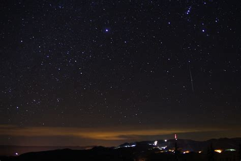 Current Meteor Showers - meteor shower flickr photo