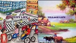 Town Life And Village Life Of Bangladesh U2026