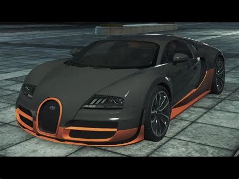 As a perk of being a machinima partner, i received a free copy of need for speed: NFS Most Wanted 2012 - Bugatti Veyron Super Sport - YouTube