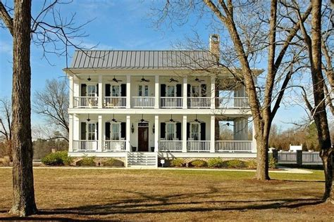 Southern Plantation Style Homes Ghankocom