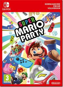 Super Mario Party Switch Digital World Of Games