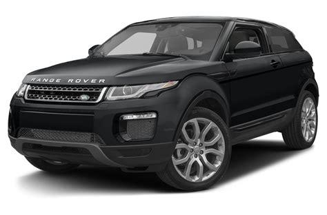 2017 Land Rover Range Rover Evoque Convertible First Drive