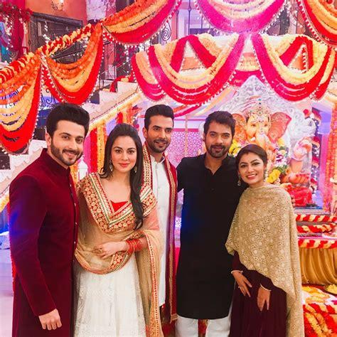Tv Celebs Galore At Ganesh Chaturthi Celebrations Photos