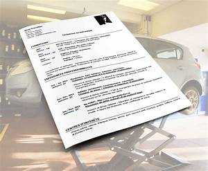 Formation Mecanique Auto Gratuit : modele cv gratuit mecanicien automobile document online ~ Medecine-chirurgie-esthetiques.com Avis de Voitures