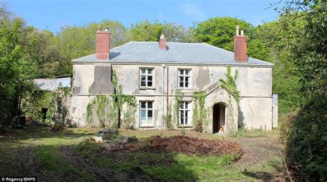 North Devon Country Home Brackenside Manor On Sale For