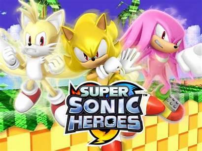 Sonic Super Heroes Mod Moddb Mods