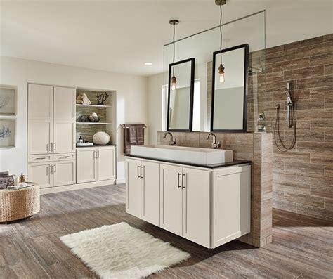 white bathroom cabinets homecrest