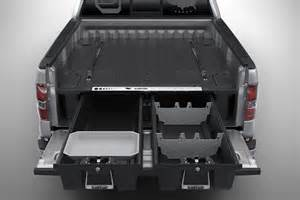 decked truck bed organizer hiconsumption