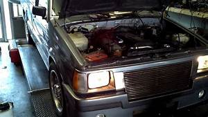 Mazda B2200 Truck Swapped With Sr20det 306whp