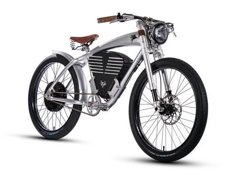 porsche e bike vintage electric bikes teams up with porsche customizer