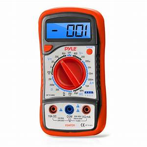Pylemeters - Pdmt29 - Tools And Meters