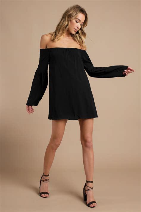Off the Shoulder Little Black Dresses u2013 fashion dresses