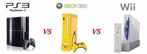 PlayStation 3 vs. Xbox 360 vs. Nintendo Wii: The Battle of ...