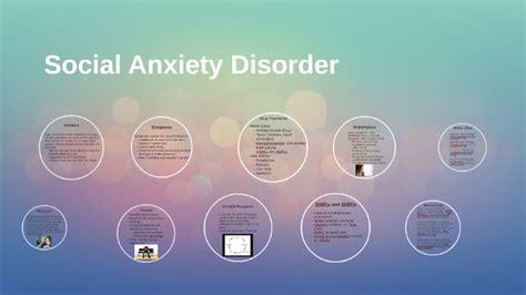 social anxiety disorder  roselyn korngor