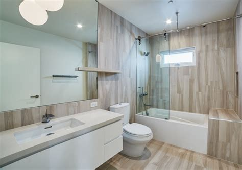 vinyl plank flooring on walls did you use luxury vinyl plank flooring for the actual tub surround