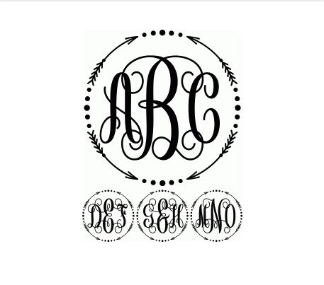 rivkas renditions monogram font tutorial