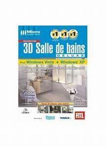 Logiciel 3d Salle De Bain : logiciel salle de bain 3d salle de bains deluxe ~ Dailycaller-alerts.com Idées de Décoration
