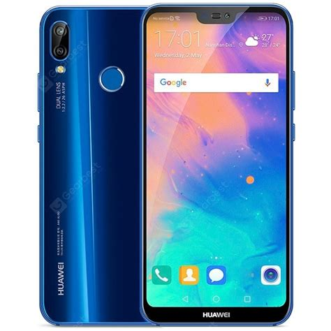 huawei p lite blue cell phones sale price reviews