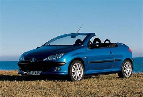 new cars peugeot sale used peugeot 206 cc cars for sale on auto trader uk