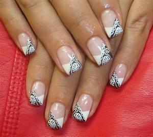 Bilder Mit Glitzer : nagelstudio trefzger neuste nagel bilder ~ Jslefanu.com Haus und Dekorationen