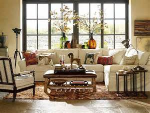 pottery barn living room ideas with door