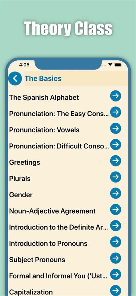 learn spanish  beginners